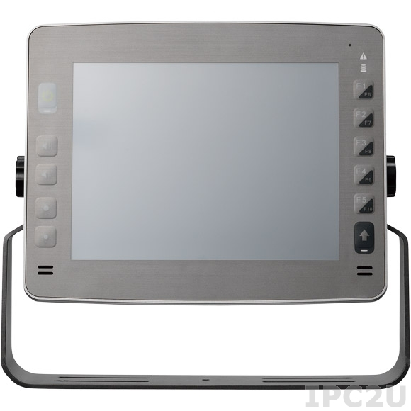 VMC-3500-K: Vehicle Mount Computer mit Touch Screen
