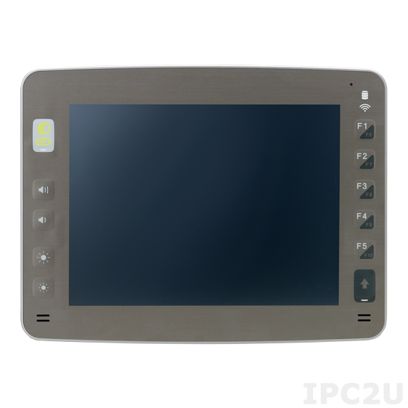 Produkt des Monats November: VMC-3200 Rugged Vehicle Panel PC