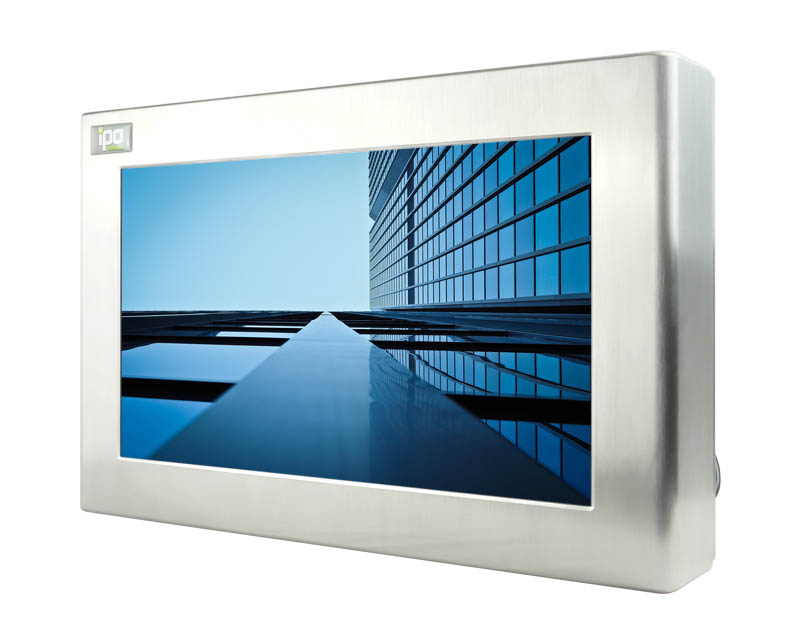 IPO ODYSSEE: IP66 Panel PC mit Touchscreen